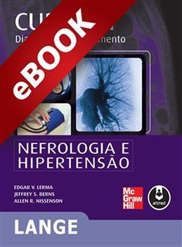 CURRENT: Nefrologia e Hipertensão (Lange)  - eBook