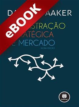 Administração Estratégica de Mercado  - eBook