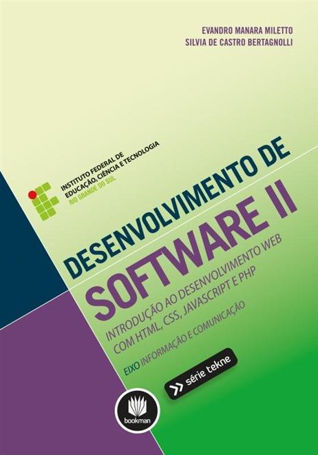 desenvolvimento de software ii