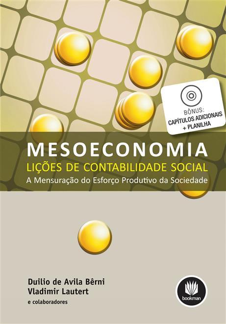 Mesoeconomia - Lições de Contabilidade Social