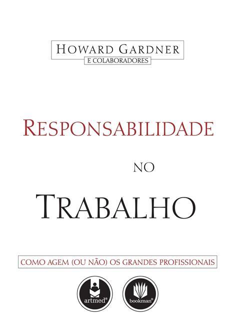 Responsabilidade no Trabalho