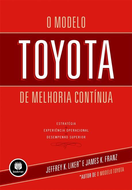 O Modelo Toyota de Melhoria Continua