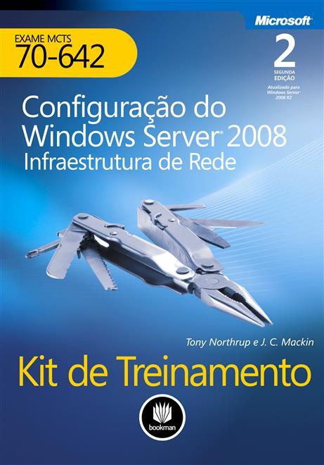 Kit De Treinamento Exame MCTS 70-642