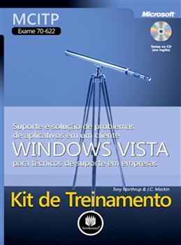 Kit de Treinamento MCITP (Exame 70-622)