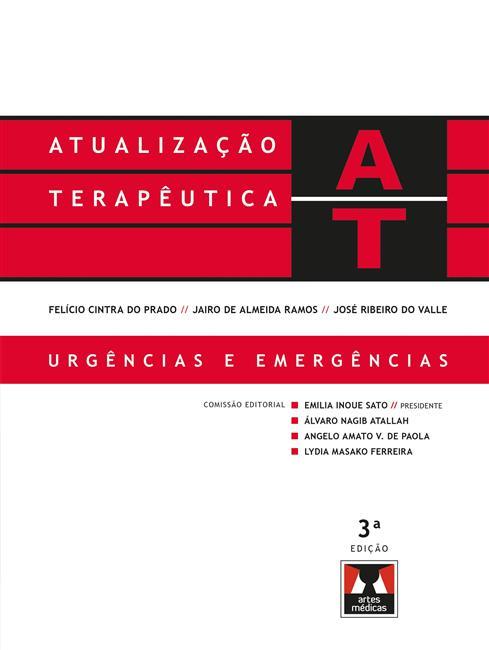 Atualização Terapêutica de Felício Cintra do Prado, Jairo de Almeida Ramos, José Ribeiro do Valle