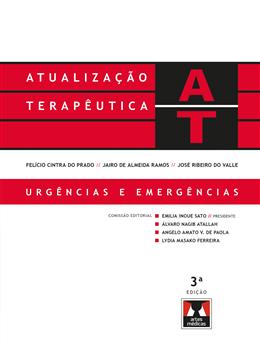 Atualização Terapêutica de Felício Cintra do Prado, Jairo de Almeida Ramos, José Ribeiro do Valle: Urgências e Emergências