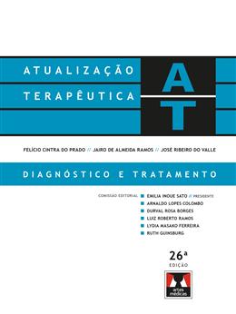 Atualização Terapêutica de Felício Cintra do Prado, Jairo de Almeida Ramos, José Ribeiro do Valle: Diagnóstico e Tratamento
