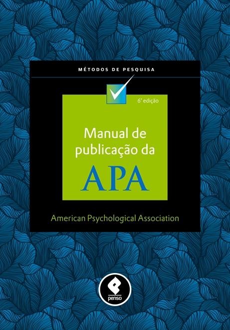 Manual de Publicação da APA