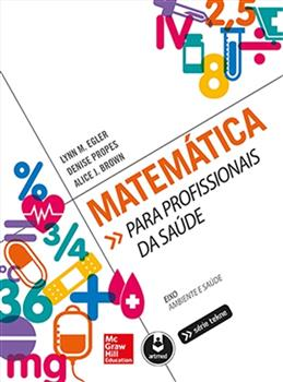 Matemática para Profissionais da Saúde