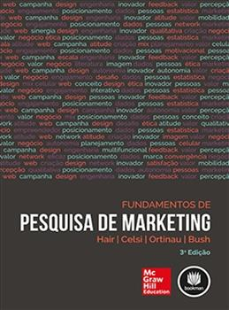 FUNDAMENTOS DE PESQUISA DE MARKETING 3ED.