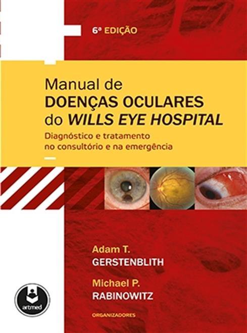 Manual de Doenças Oculares do Wills Eye Hospital