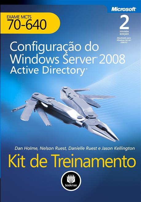 Kit de Treinamento Exame MCTS 70-640