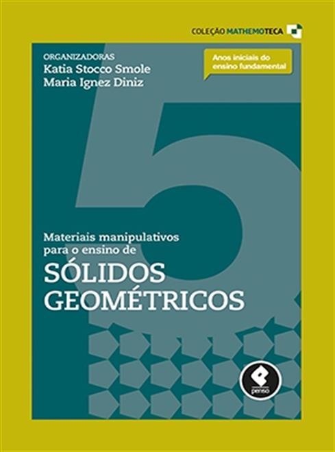 materiais manipulativos para o ensino de sólidos geométricos