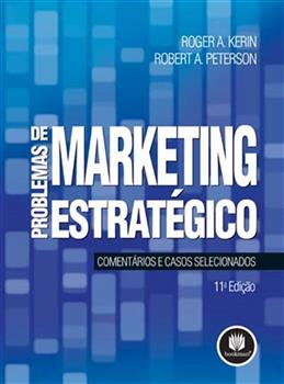 Problemas de Marketing Estratégico - 11.ed.