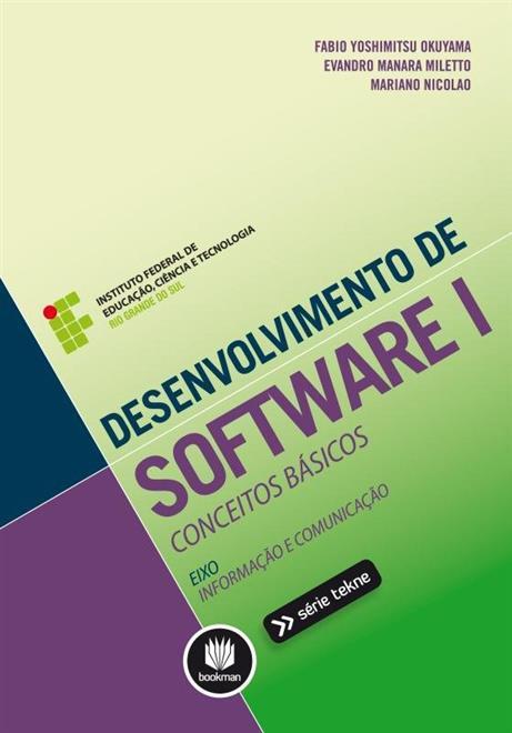 desenvolvimento de software i