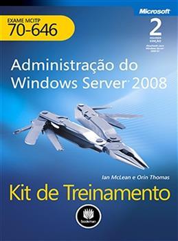 Kit de Treinamento MCITP (Exame 70-646)