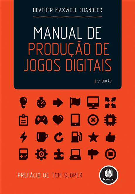 manual de produção de jogos digitais