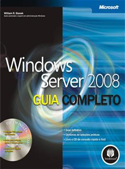 WINDOWS SERVER 2008: GUIA COMPLETO