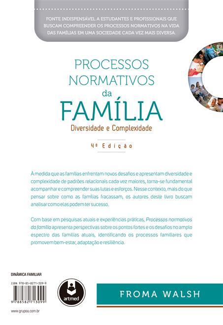 Processos Normativos da Família