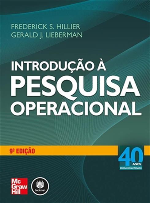 introdução à pesquisa operacional