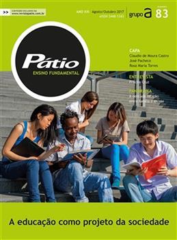 Revista Pátio Ensino Fundamental - Nº 83