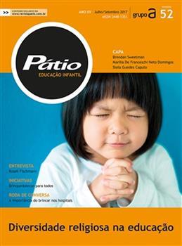 Revista Pátio Educação Infantil - Nº 52