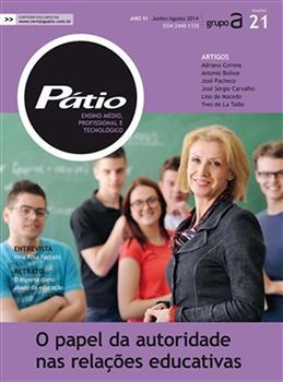 Revista Pátio Ensino Médio, Profissional e Tecnológico - Nº21