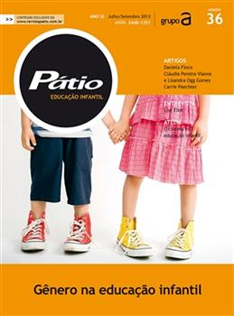 Revista Pátio Educação Infantil - Nº 36