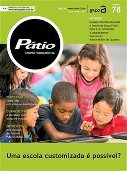 Revista Pátio Ensino Fundamental - Nº 78