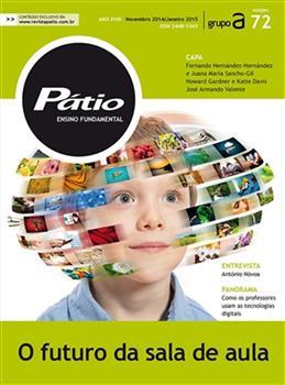 Revista Pátio Ensino Fundamental - Nº 72