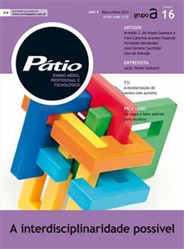 Revista Pátio Ensino Médio, Profissional e Tecnológico - Nº16