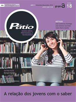 EB - PATIO ENSINO MEDIO - N18