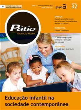 Revista Pátio Educação Infantil - Nº 32