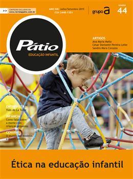 Revista Pátio Educação Infantil - Nº 44
