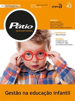 Revista Pátio Educação Infantil - Nº 43