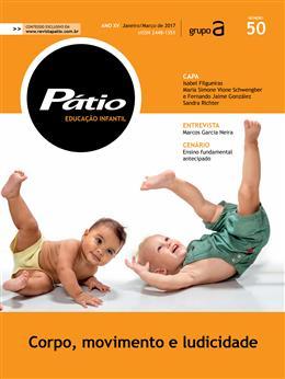 Revista Pátio Educação Infantil - Nº 50