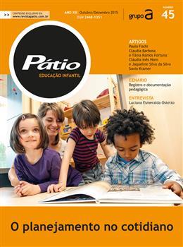 Revista Pátio Educação Infantil - Nº 45