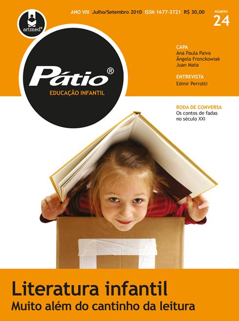 revista pátio educação infantil - nº 24