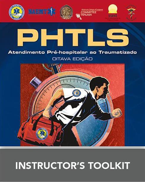 dvd phtls atendimento pre-hospitalar no trauma 8ed