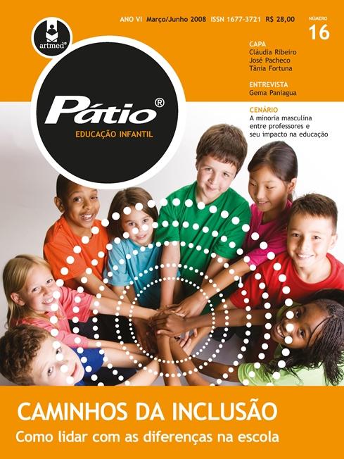 revista pátio educação infantil - n° 16