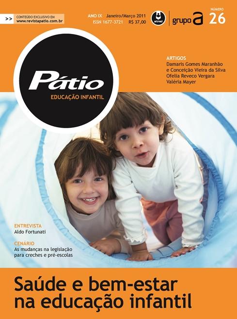revista pátio educação infantil - nº 26