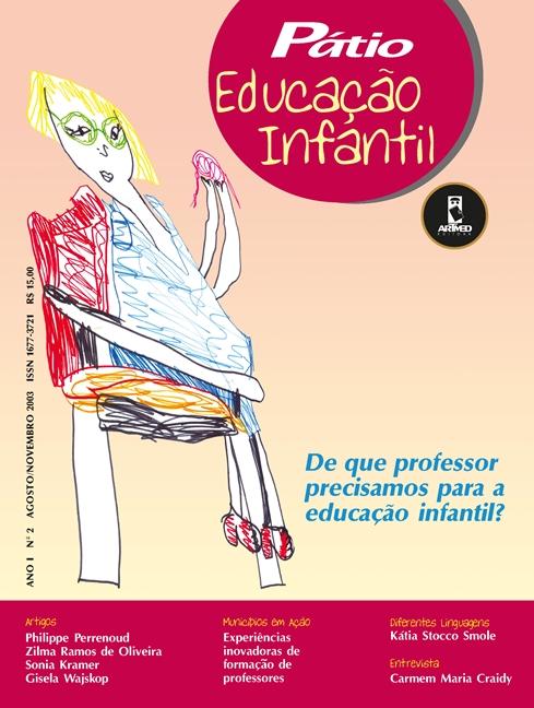 revista pátio educação infantil - nº 2