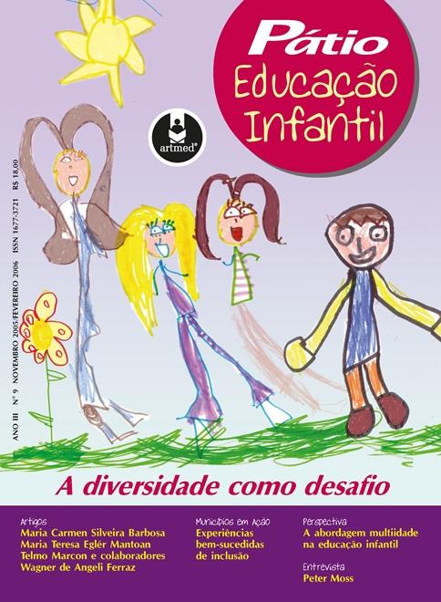 revista pátio educação infantil - nº 9