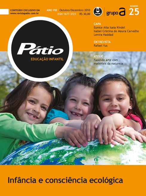revista pátio educação infantil - nº 25