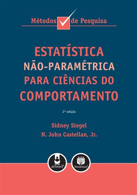 Estatística Não-Paramétrica para Ciências do Comportamento