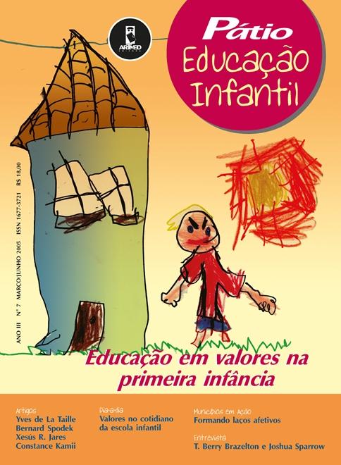 revista pátio educação infantil - nº 7
