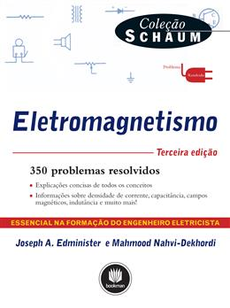 EB - ELETROMAGNETISMO 3ED. - COLECAO SCHAUM